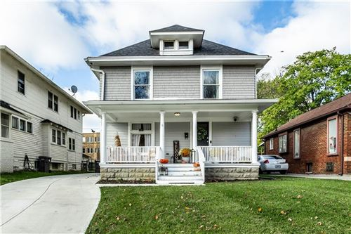 Photo of 22 North Bolton Avenue, Indianapolis, IN 46219 (MLS # 21749444)