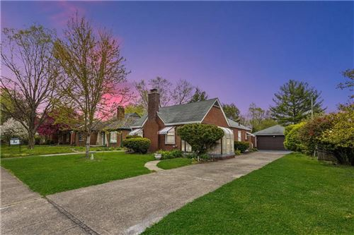 Photo of 5809 North Illinois Street, Indianapolis, IN 46208 (MLS # 21779444)