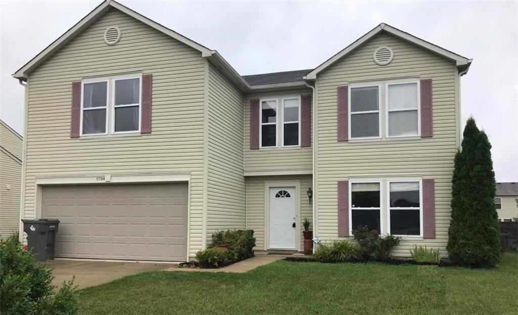 5704 Skipping Stone Drive, Indianapolis, IN 46237 - #: 21658444
