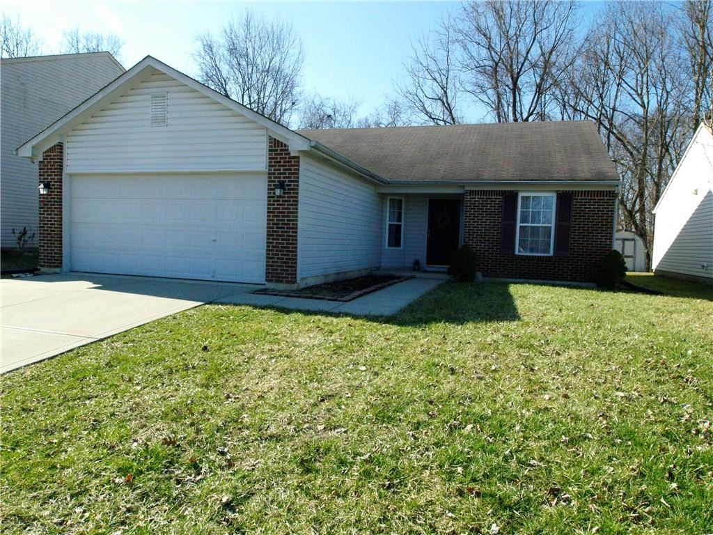 5822 Rolling Bluff Lane, Indianapolis, IN 46221 - #: 21695444