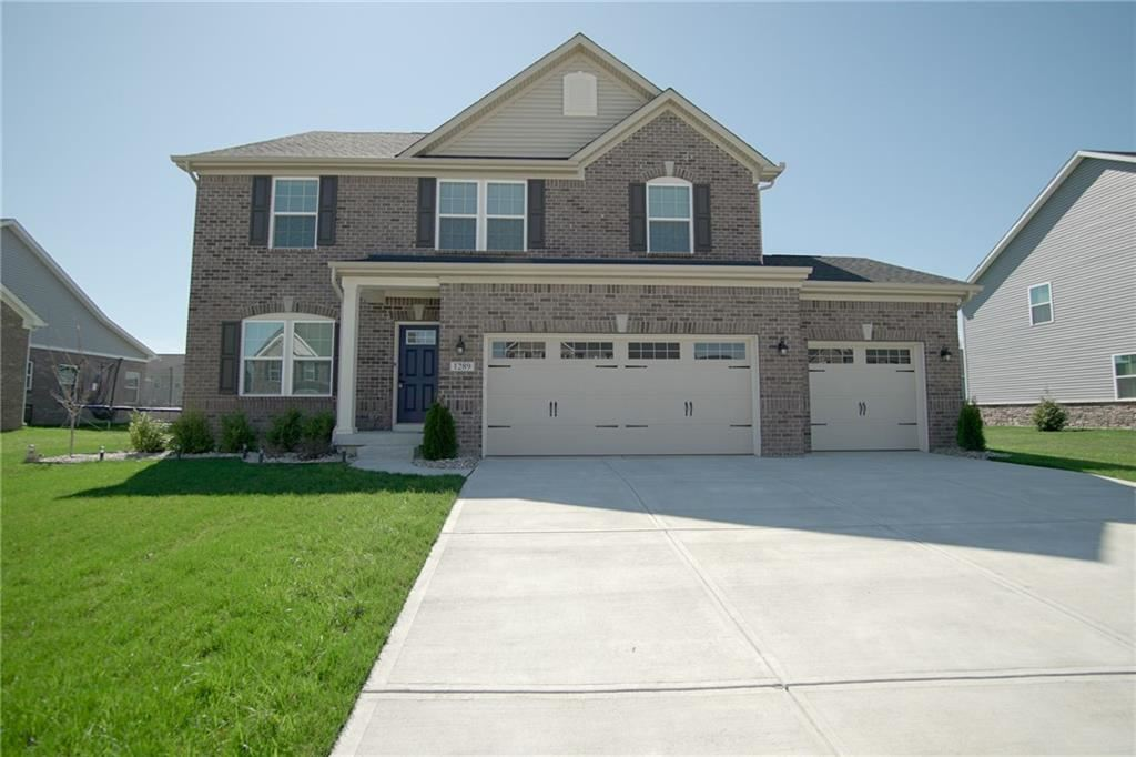 1289 Cloverdale Trace, Greenwood, IN 46143 - #: 21702444
