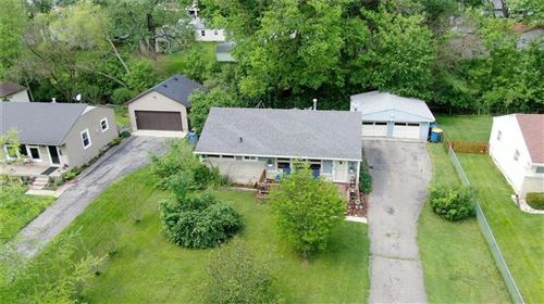 Photo of 2546 Parr Drive, Indianapolis, IN 46220 (MLS # 21711445)