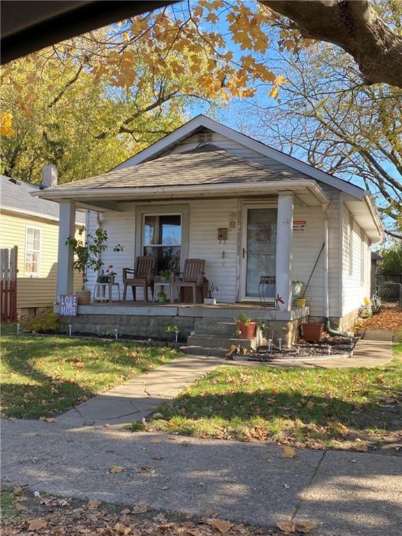 645 North Luett Avenue, Indianapolis, IN 46222 - #: 21759445