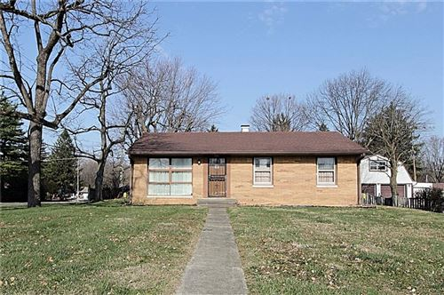 Photo of 2406 East Thompson Road, Indianapolis, IN 46227 (MLS # 21754447)