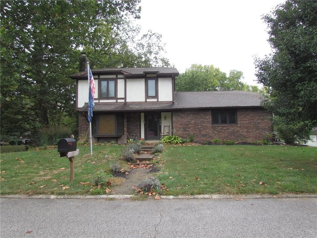 6878 Cottonwood Drive, Plainfield, IN 46168 - #: 21680447