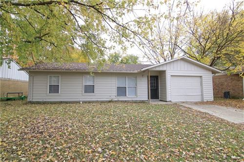 Photo of 3701 North BRENTWOOD Avenue, Indianapolis, IN 46235 (MLS # 21748448)