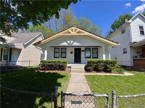 Photo of 415 North Euclid Avenue, Indianapolis, IN 46201 (MLS # 21783448)