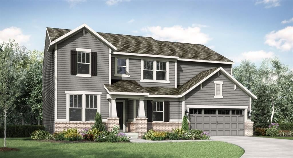 9736 Ridgecrest Lane, McCordsville, IN 46055 - #: 21718448