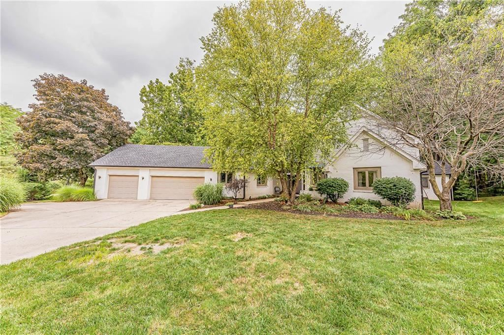 245 SPRING Drive, Zionsville, IN 46077 - #: 21732448