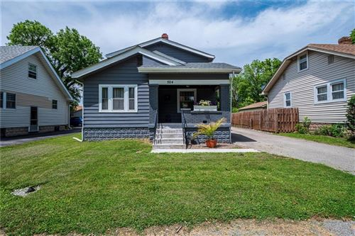 Photo of 924 Mills Avenue, Indianapolis, IN 46227 (MLS # 21788449)