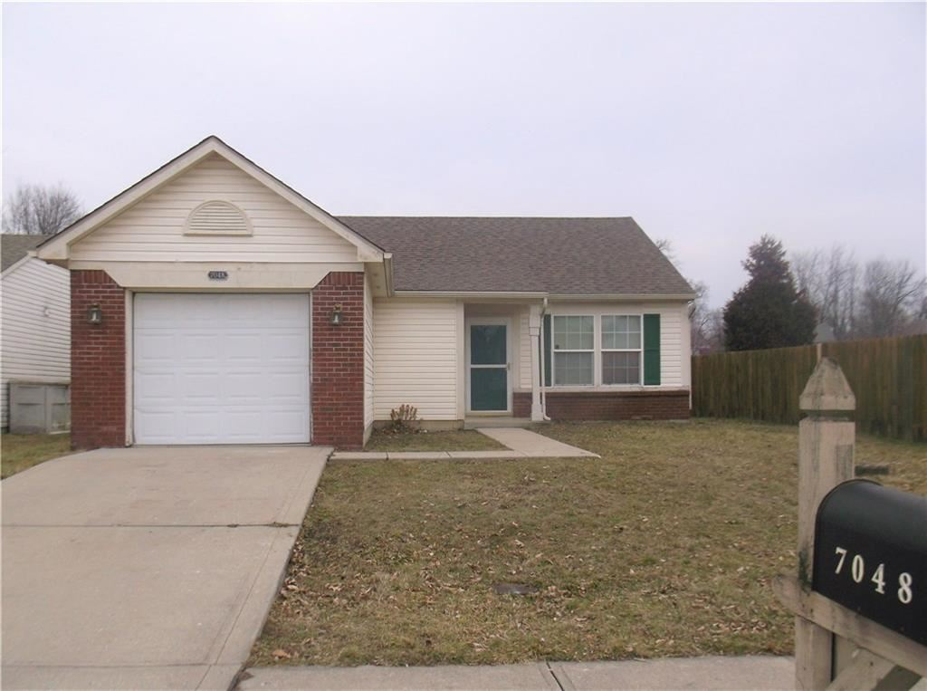 7048 SUN Court, Indianapolis, IN 46241 - #: 21694449