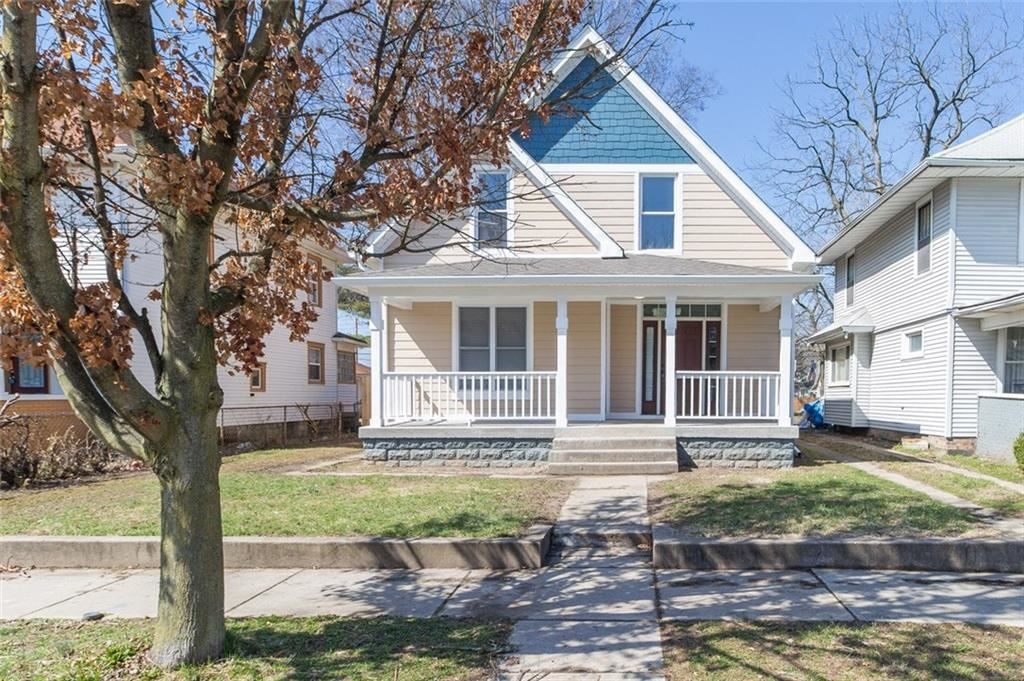 3914 Graceland Avenue, Indianapolis, IN 46208 - #: 21702449