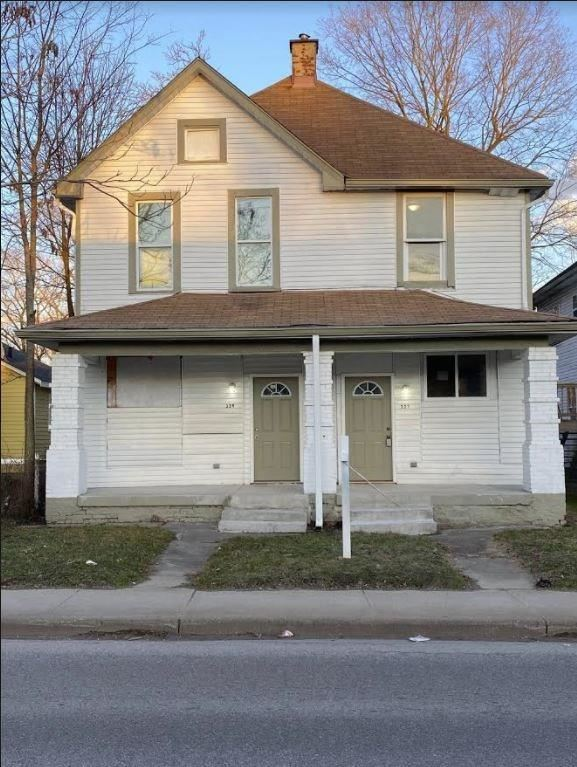 327 North Sherman Drive, Indianapolis, IN 46201 - #: 21698450