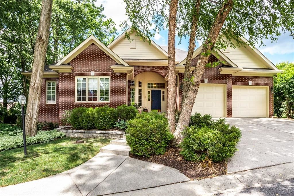 8107 Woodcreek Drive, Indianapolis, IN 46256 - #: 21720450