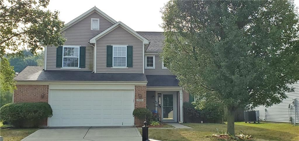 7519 SERGI CANYON Drive, Indianapolis, IN 46217 - #: 21739450