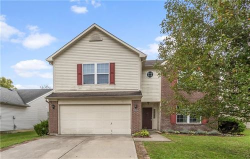 Photo of 9223 ROBEY MEADOWS Lane, Indianapolis, IN 46234 (MLS # 21819451)