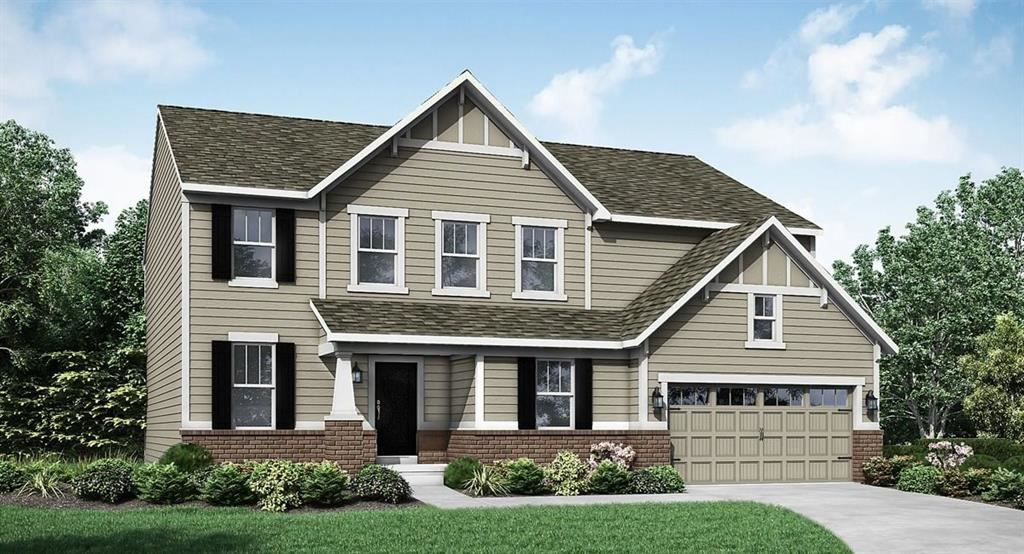 9724 Ridgecrest Lane, McCordsville, IN 46055 - #: 21718451