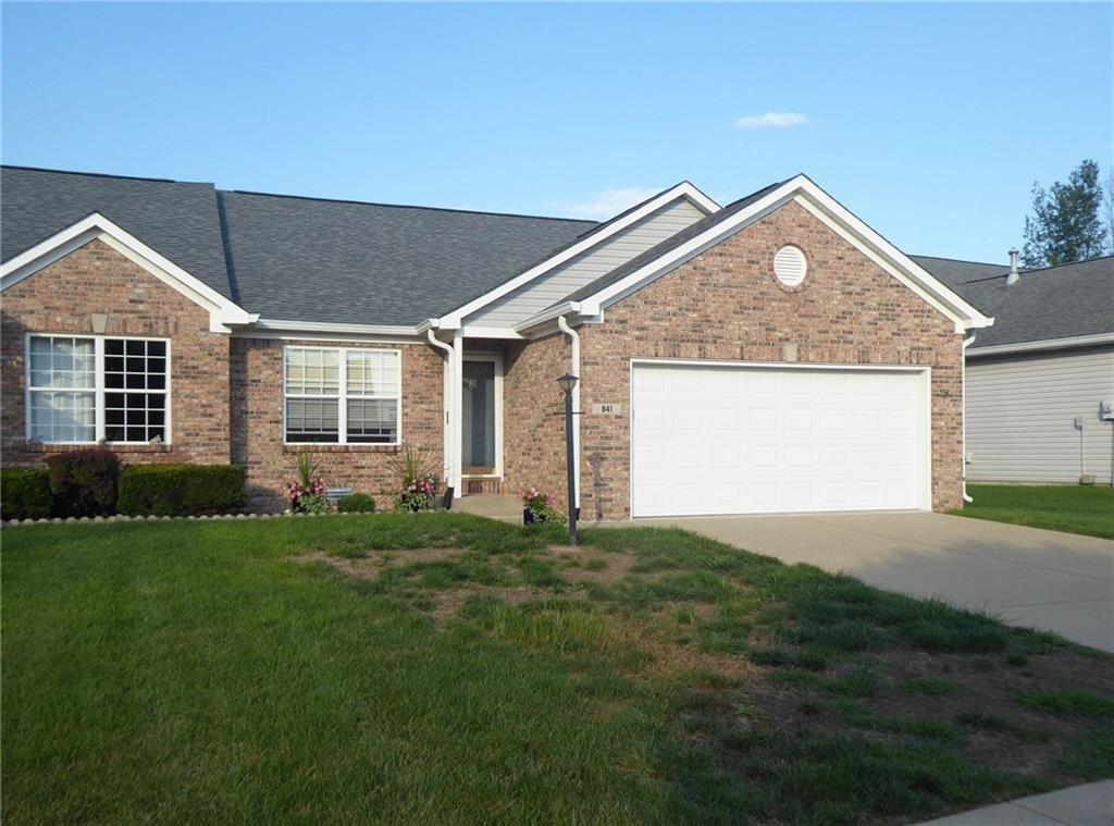 941 Village Circle Drive, Greenwood, IN 46143 - #: 21730451