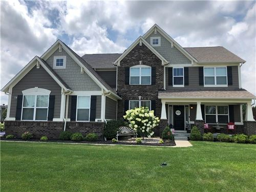 Photo of 7380 English Way, Zionsville, IN 46077 (MLS # 21728452)