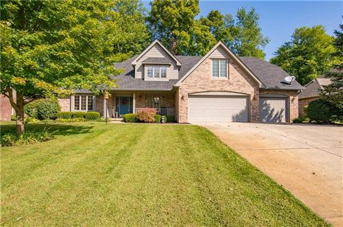 Photo of 7702 West Williamswood Drive, New Palestine, IN 46163 (MLS # 21739452)