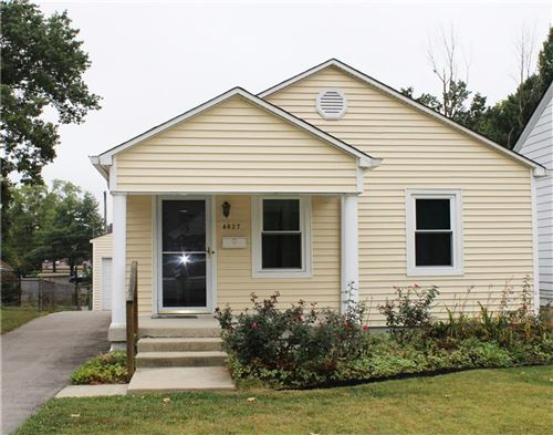 Photo of 4627 Stratford Avenue, Indianapolis, IN 46201 (MLS # 21742452)