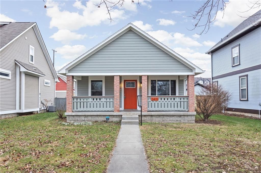 2419 North New Jersey Street, Indianapolis, IN 46205 - #: 21759452