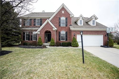 Photo of 11653 Canyon Court, Fishers, IN 46037 (MLS # 21690453)