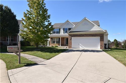 Photo of 9330 North Storm Bay Circle, McCordsville, IN 46055 (MLS # 21703453)