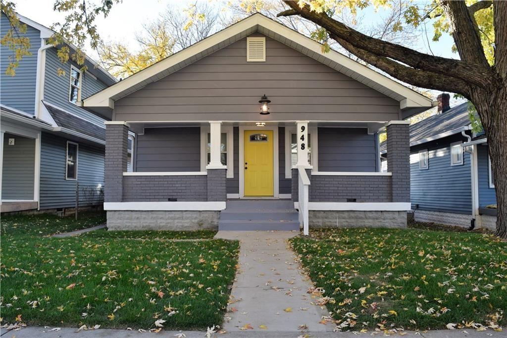 948 North Drexel Avenue, Indianapolis, IN 46201 - #: 21749453