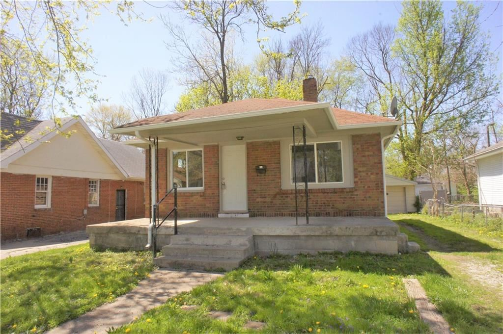 3360 Forest Manor Avenue, Indianapolis, IN 46218 - #: 21768453