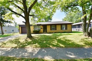 Photo of 3430 Beeler, Indianapolis, IN 46224 (MLS # 21670454)