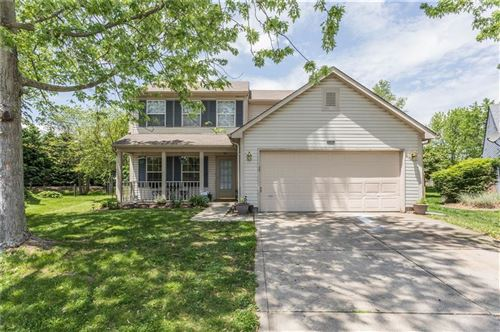 Photo of 8534 Country Meadows Drive, Indianapolis, IN 46234 (MLS # 21712454)