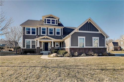 Photo of 10263 Wicklow Court, Fishers, IN 46040 (MLS # 21769454)