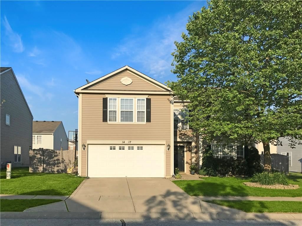 1417 Fortner Drive, Indianapolis, IN 46231 - #: 21716455