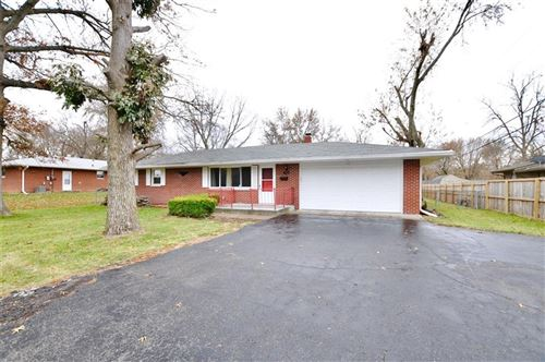 Photo of 405 West Southport Road, Indianapolis, IN 46217 (MLS # 21683456)