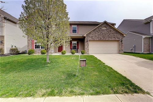 Photo of 8727 South Tibbs Avenue, Indianapolis, IN 46217 (MLS # 21690456)