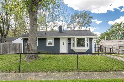 Photo of 4 Bryce Court, Indianapolis, IN 46222 (MLS # 21785456)