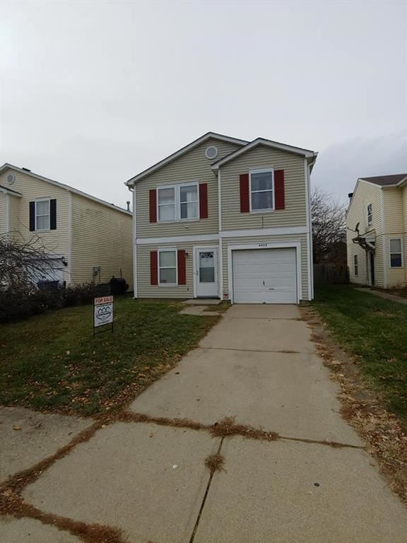 4422 Fullwood Court, Indianapolis, IN 46254 - #: 21681456