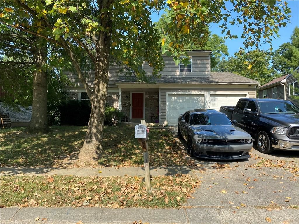5526 SLEET Drive, Indianapolis, IN 46237 - #: 21737456