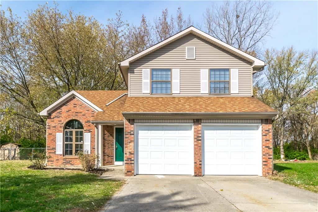8772 East Summer Walk E Drive, Indianapolis, IN 46227 - #: 21683457