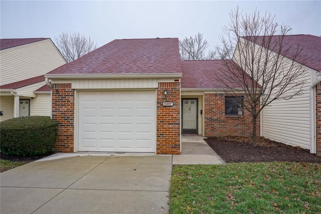 5457 Happy Hollow #Bldg A, Indianapolis, IN 46268 - #: 21728457