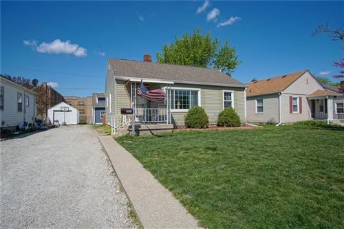Photo of 1404 Wallace Avenue, Indianapolis, IN 46201 (MLS # 21779458)