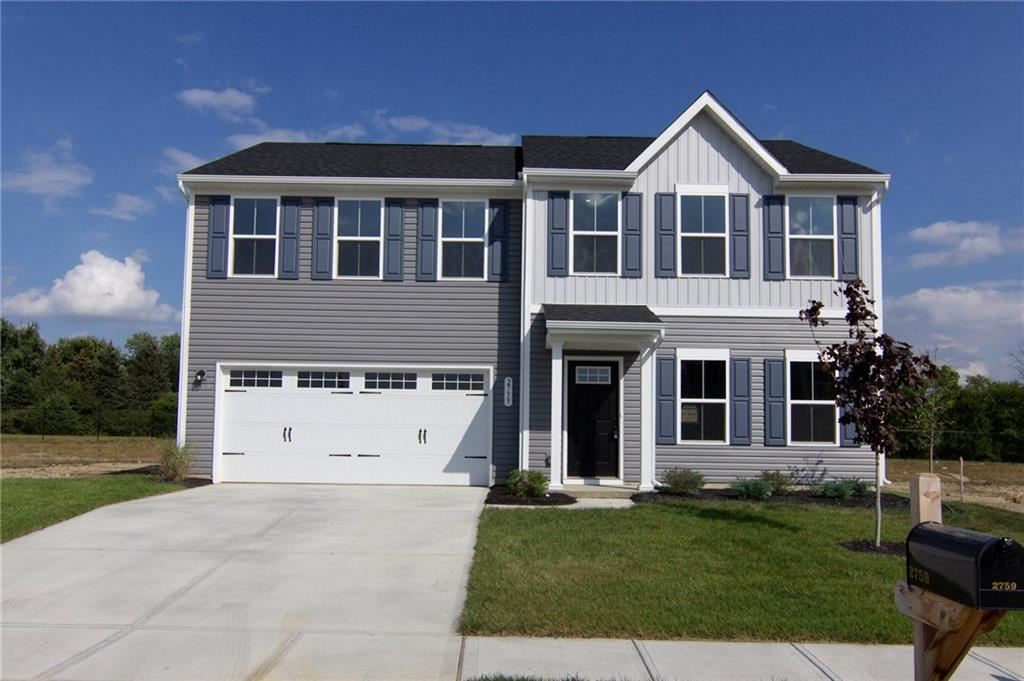2759 Pointe Harbour Drive, Indianapolis, IN 46229 - #: 21668458