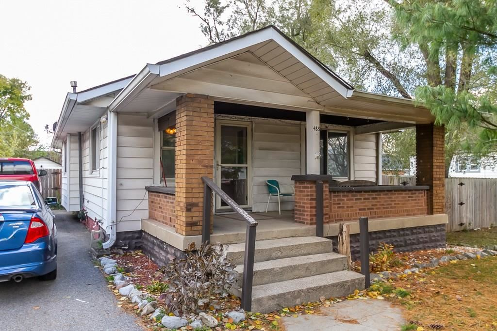 488 South Livingston Avenue, Indianapolis, IN 46241 - #: 21679459