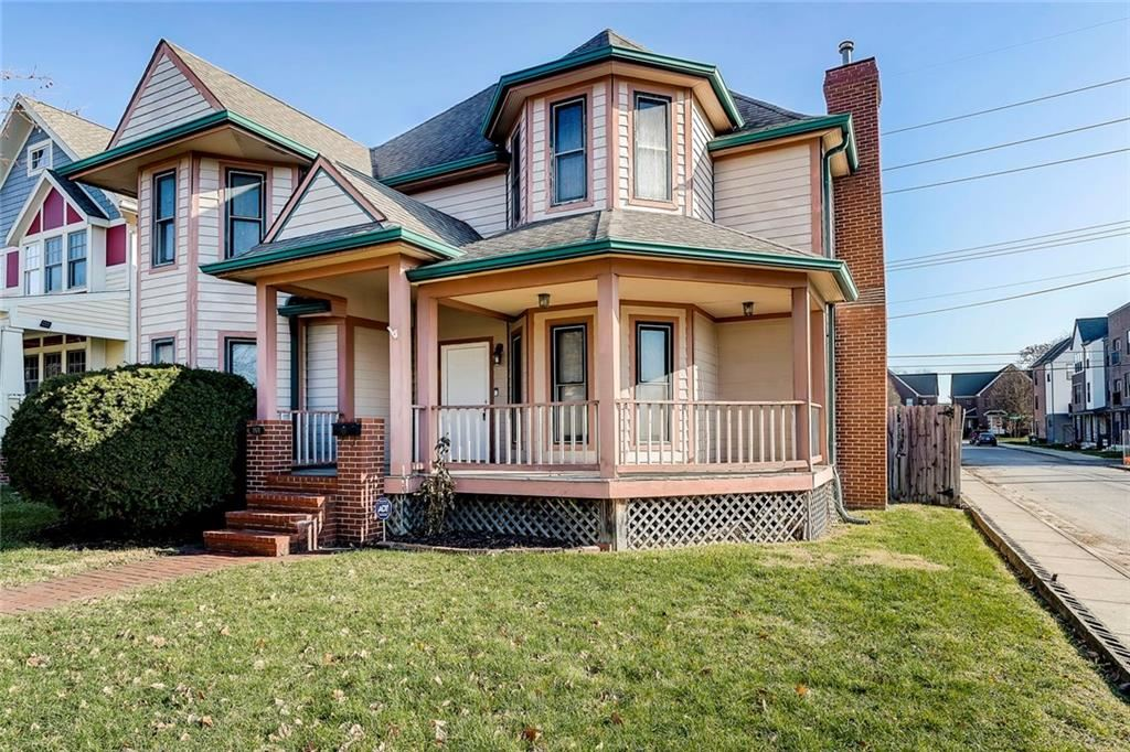 1901 North NEW JERSEY Street, Indianapolis, IN 46202 - #: 21684459