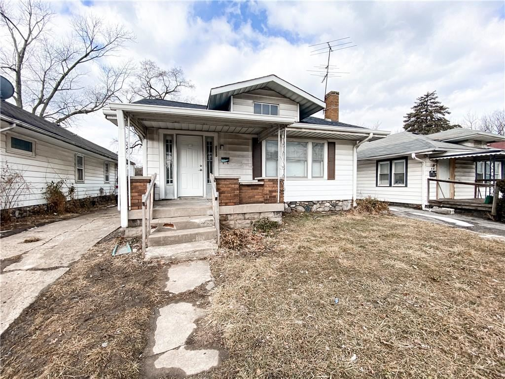 1810 North Rural Street, Indianapolis, IN 46218 - #: 21763459