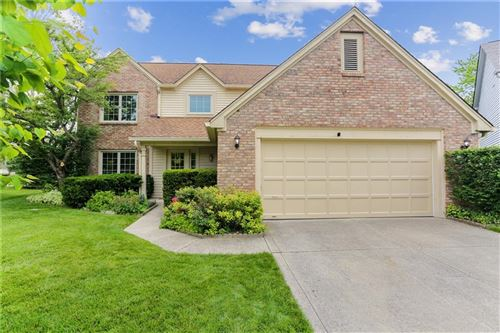 Photo of 8511 Mcnutt Circle, Indianapolis, IN 46256 (MLS # 21788460)