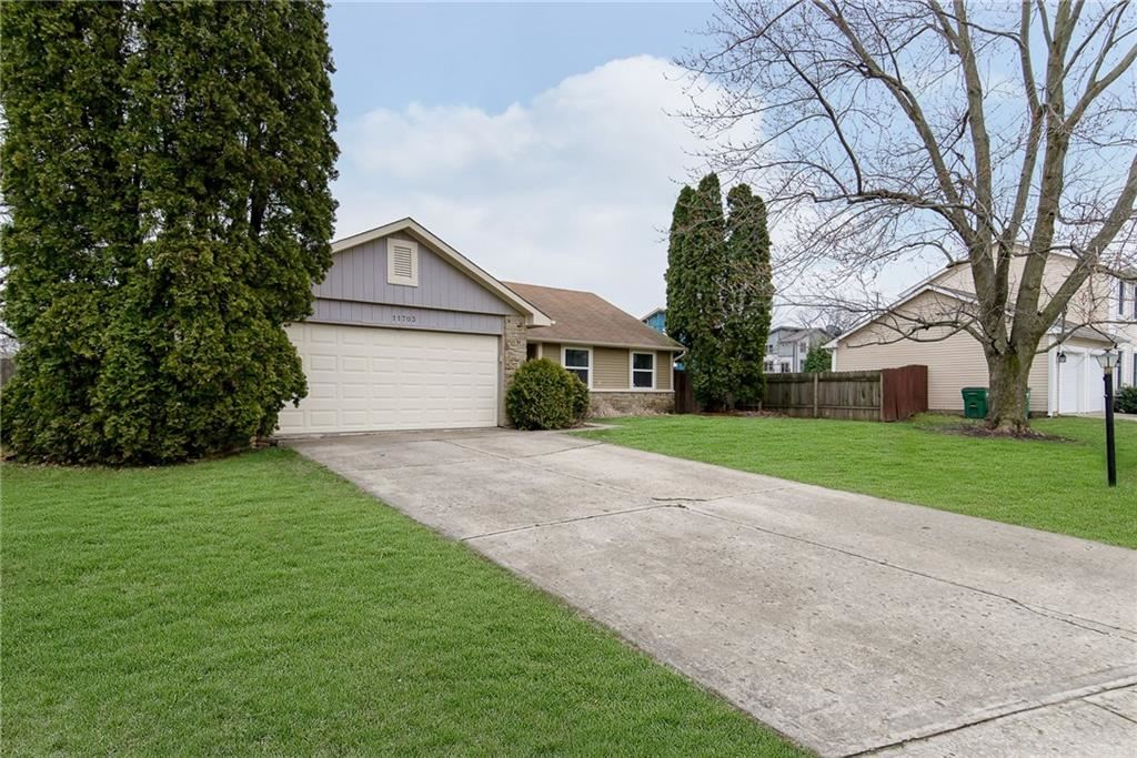 Photo of 11703 Holland Drive, Fishers, IN 46038 (MLS # 21699460)