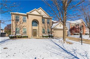 Photo of 11800 STEPPING STONE Drive, Fishers, IN 46037 (MLS # 21681461)