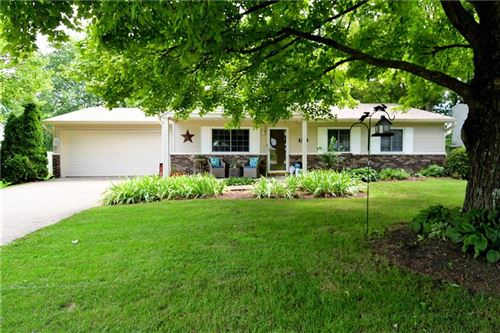 Photo of 5703 Mills Road, Indianapolis, IN 46221 (MLS # 21730461)